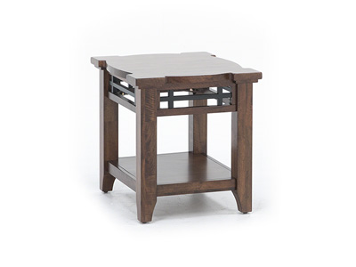 Whistler Retreat End Table