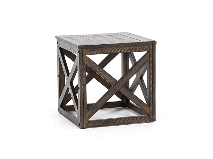 Sector End Table