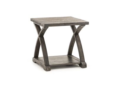 Twin Oaks End Table