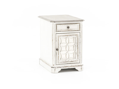 Magnolia Manor Chairside Table