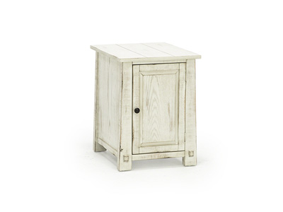 Mercantile Chairside Table