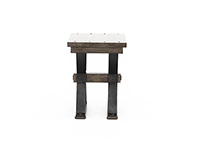Sonoma Road Chairside Table