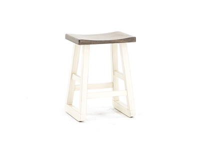 Chamblee Saddle Stool