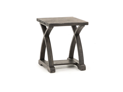 Twin Oaks Chairside Table