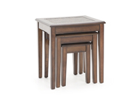 Mosaic Nesting Chairside Tables