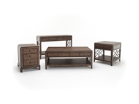 Trisha Yearwood Georgia Rain Sofa Table