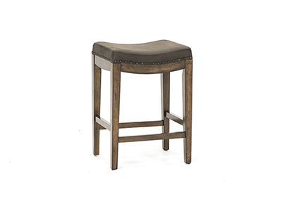 Aspen Skies Upholstered Stool