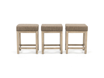 Sun Valley Set of Three Stools