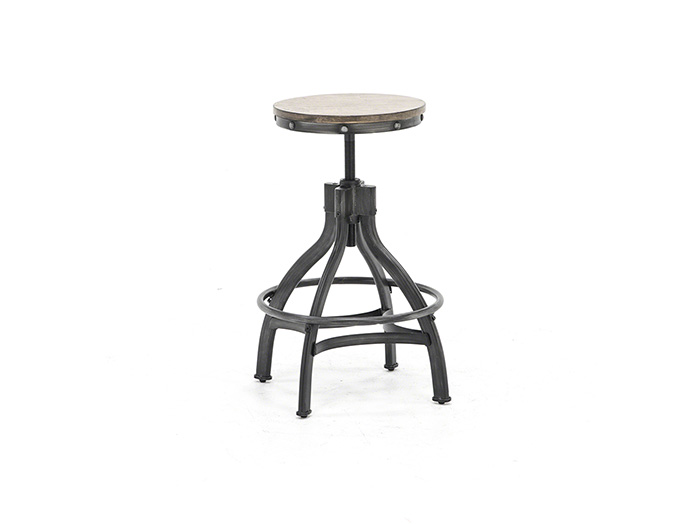 Triad Adjustable Swivel Stool