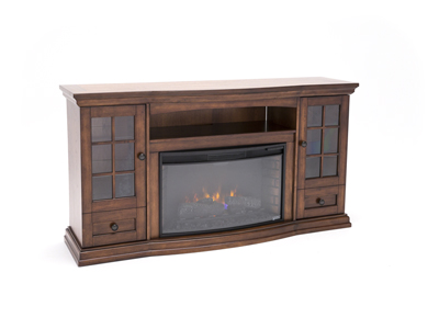 Seagate Fireplace