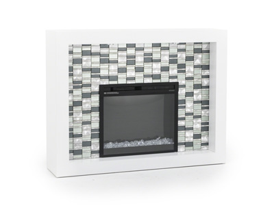 Crystal Fireplace