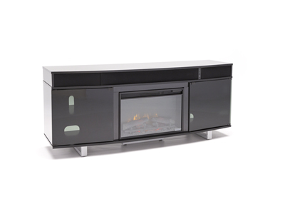 "Enterprise 72"" Log Fireplace"
