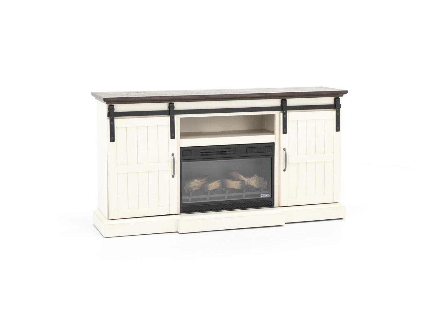 steinhafels farmhouse fireplace
