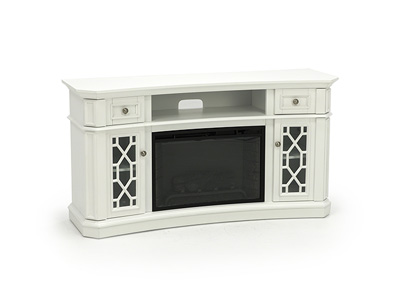 Downey Fireplace Console
