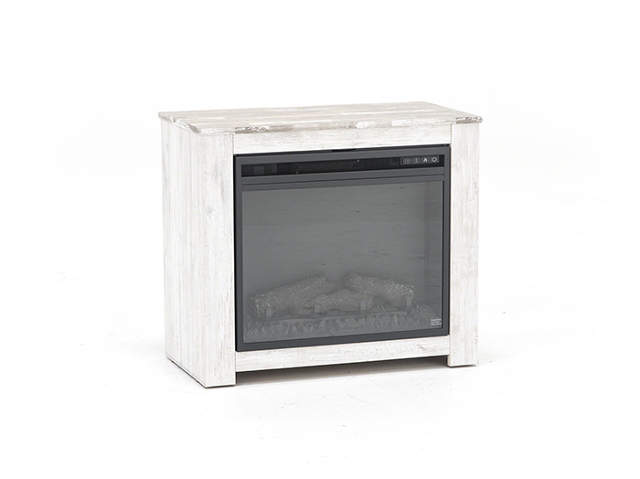 Duet Fireplace Mantel