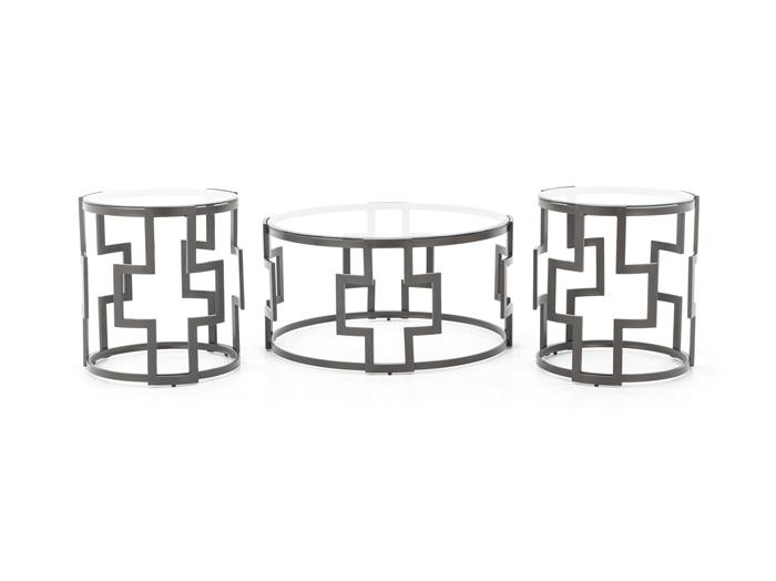 Frostine Set of Three Tables | Steinhafels