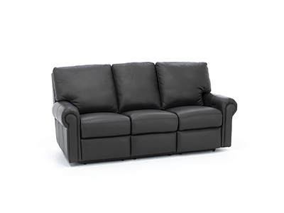 Design and Recline Fairfax Leather Power Reclining Sofa