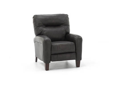 Soho Leather Hi-Leg Recliner