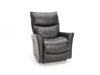Rowan Leather Power Rocker Recliner