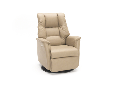Verona Power Swivel Glider Recliner