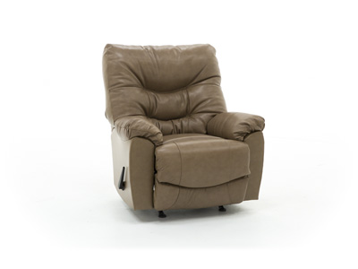 Trilogy Rocker Recliner Camel