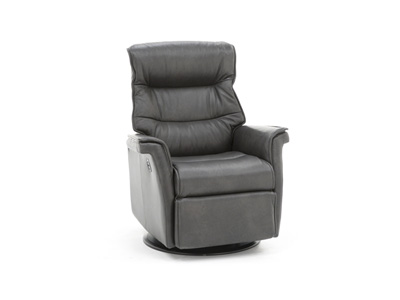 Chelsea Medium Power Swivel Glider Recliner