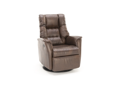Verona Medium Swivel Rocker Power Recliner