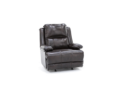 Brock Power Recliner with Power Headrest