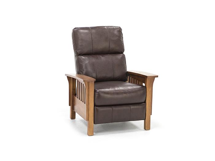 Marvelous Colton Leather Hi Leg Recliner Gamerscity Chair Design For Home Gamerscityorg