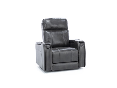 Hannah Leather Fully Loaded Recliner