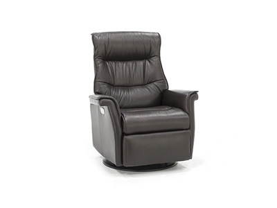 Chelsea Leather Fully Loaded Recliner