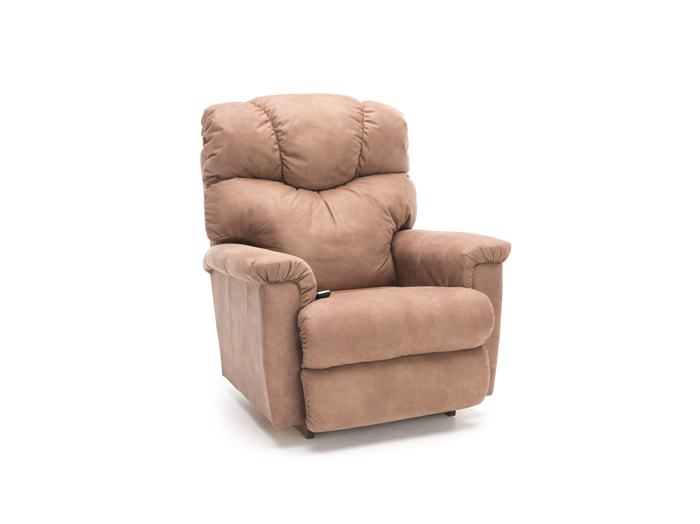 lancer power recliner with power lumbar u0026 headrest - Electric Recliner Chairs