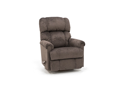 Pinnacle Swivel Rocker Recliner w/airform  cushion