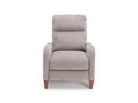 Direct Designs® Landis Hi-Leg Recliner Slate