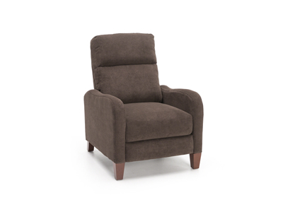 Direct Designs® Landis Hi-Leg Recliner Chocolate