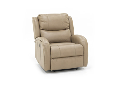 Bryce Power Recliner Taupe