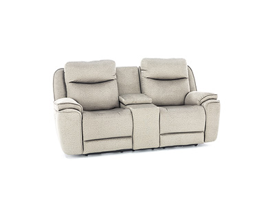 Carter Fully Loaded Console Loveseat With Next Level