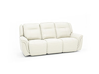 Arthur Leather Power Headrest Sofa