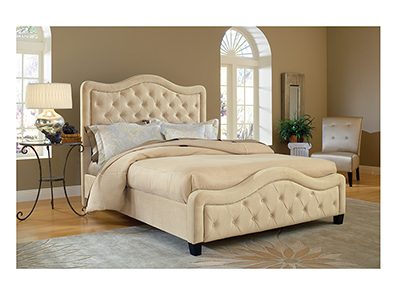 Trieste King Bed