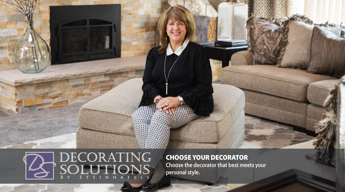 Decorating Solutions - Decorators | Steinhafels