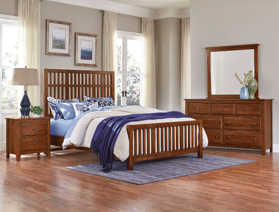 All Solid Wood Bedrooms On Sale
