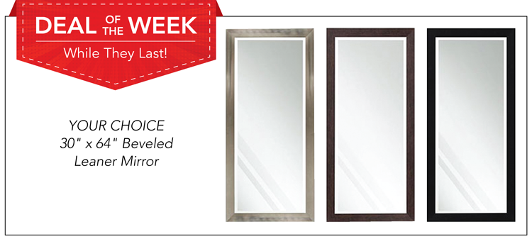 Deal of the Week Mirrors