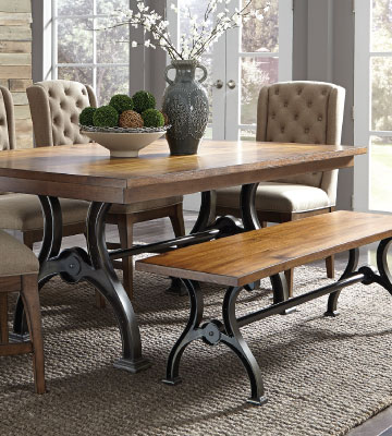 signature chairs d dinettes sets asi bench with table and furniture american subcategory room dining