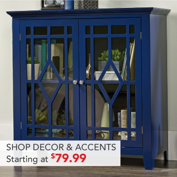 DECOR AND ACCENTS OUTLET