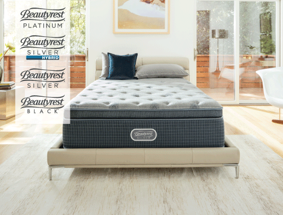 Save up to 50% On Beautyrest