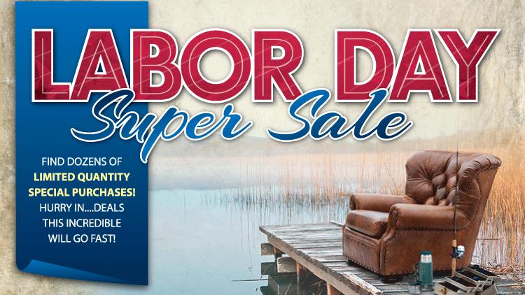 Steinhafels furniture and mattress stores in wisconsin for Labor day sale furniture