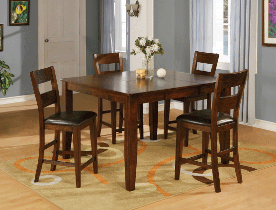 Solid Wood Dining $699