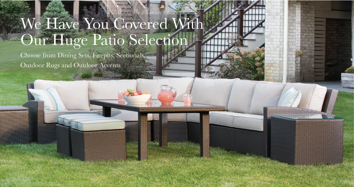 Patio Header