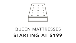 MATTRESS STARTING AT