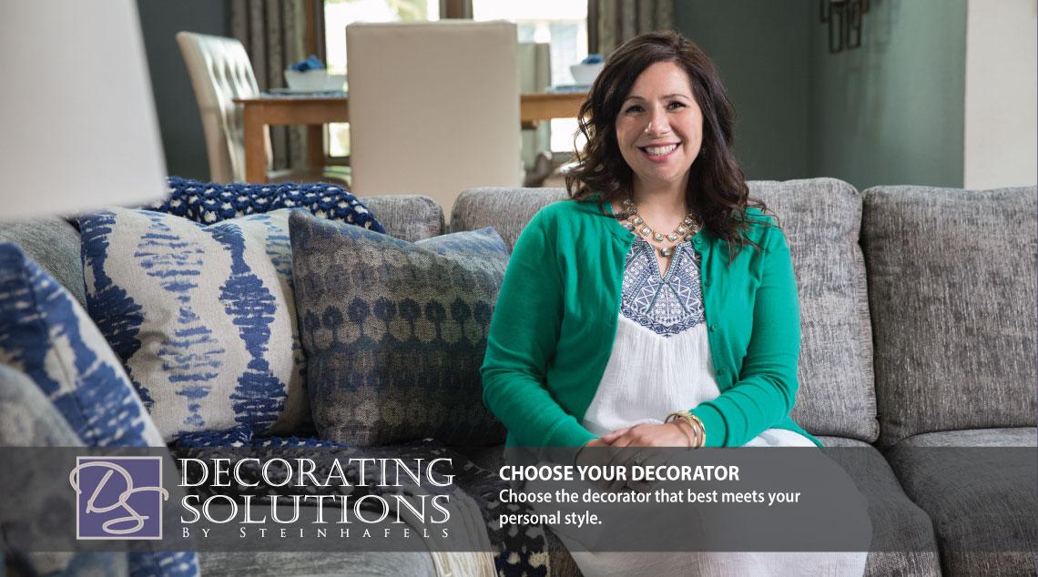 Decorating Solutions - Decorators   Steinhafels